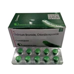 clidinium bromide chlordiazepoxide